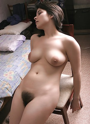 Ladies with hairy pussy
