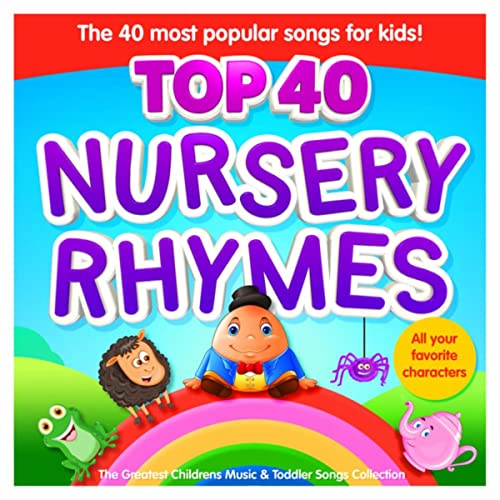 Most popular childrens songs