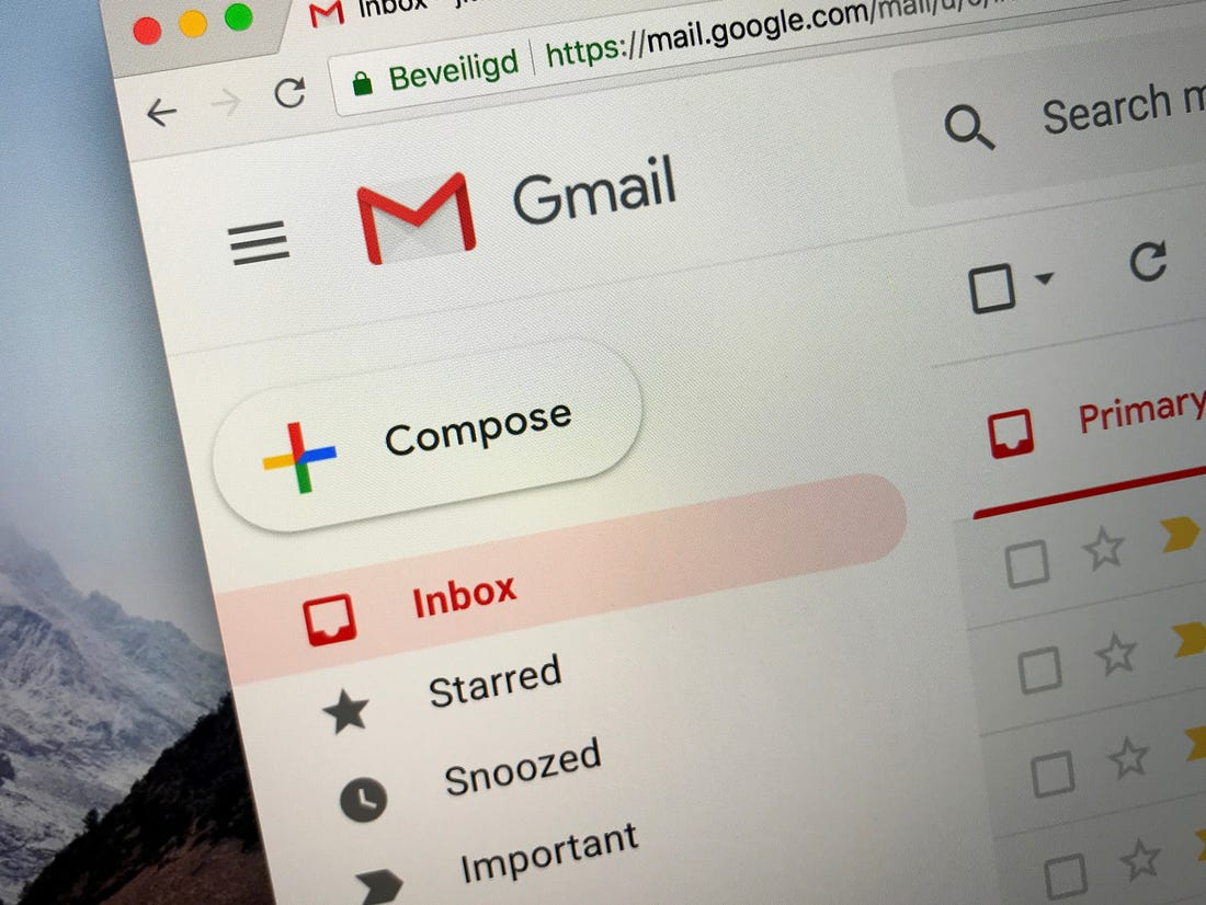 How to change your gmail name